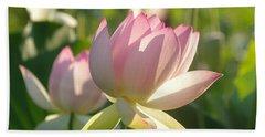 Lotus Flower 2 Hand Towel