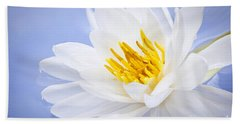 Lotus Flower Hand Towel
