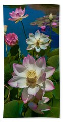 Lotus Pool Bath Towel