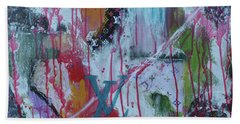 Louis Vuitton Abstract Hand Towel