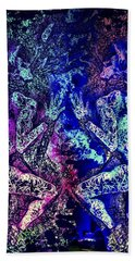 Love And Agony Hand Towel