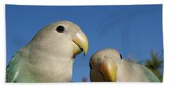 Love Birds 2 Hand Towel