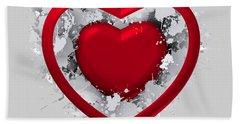 Love In Love Hand Towel