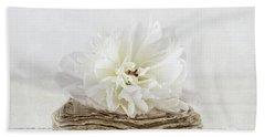Bath Towel featuring the photograph Love Story by Kim Hojnacki