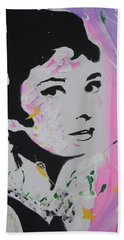 Lovely Audrey Hand Towel