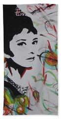 Lovely Hepburn Hand Towel