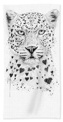 Lovely Leopard Bath Towel