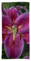 Lovely Lily Bath Towel
