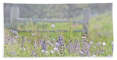 Hand Towel featuring the photograph Lovely Montana Wildflowers by Jennie Marie Schell