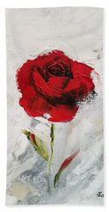 Love's Avalanche Bath Towel