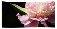 Bath Towel featuring the photograph Loving The Sunshine by Betty-Anne McDonald
