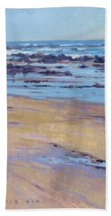 Low Tide / Crystal Cove Hand Towel