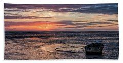Low Tide, Thurstaston Bath Towel