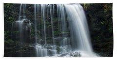 Lower Bearwallow Falls Bath Towel