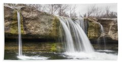 Lower Mckinney Falls Bath Towel