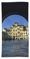 Lucca Piazza Hand Towel