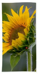 Bath Towel featuring the photograph Lucky Lady by Dale Kincaid