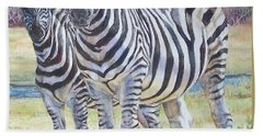 Lucky Stripes Bath Towel