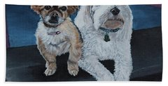 Lucy And Colby Hand Towel