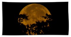 Lunar Crown Bath Towel