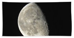 Lunar Delight Bath Towel by Brian Chase