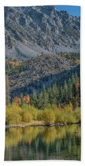 Lundy Canyon Bath Towel