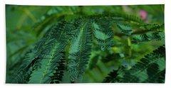 Lush Foliage Hand Towel