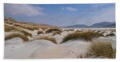 Luskentyre Sand Dunes Hand Towel
