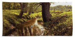 Lyon Valley Creek Hand Towel