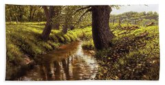 Lyon Valley Creek Bath Towel
