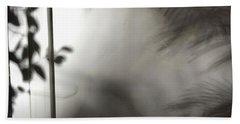 Lysiloma Shadows Bath Towel by Kim Nelson
