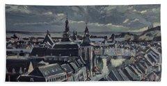 Maastricht By Moon Light Hand Towel