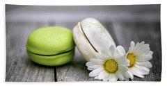 Macarons Hand Towel