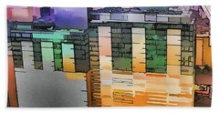 Made For Each Other Bath Towel by Wendy J St Christopher