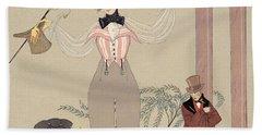 Mademoiselle De Maupin Hand Towel