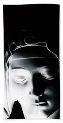 Madonna Hand Towel by Joseph Frank Baraba