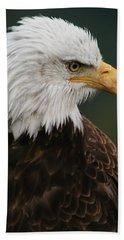 Magestic Eagle Bath Towel