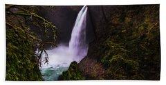 Magical Falls 2 Bath Towel