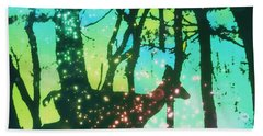 Magical Nature Hand Towel