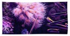 Bath Towel featuring the photograph Magical Undewater World by Miroslava Jurcik