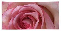 Magnificent Rose Bath Towel