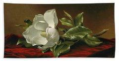 Magnolia Grandiflora Hand Towel