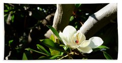 Magnolia Nest Bath Towel
