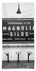 Magnolia Silos Baking Co. Bath Towel