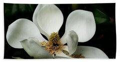 Magnolia Time Hand Towel