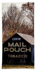 Mail Pouch Barn Bath Towel