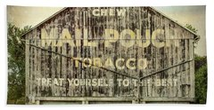 Mail Pouch Barn - Us 30 #7 Hand Towel