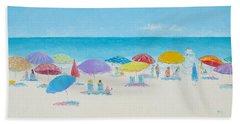 Main Beach East Hampton  Hand Towel