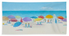 Main Beach East Hampton  Hand Towel