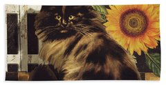 Maine Coon Farms Bath Towel